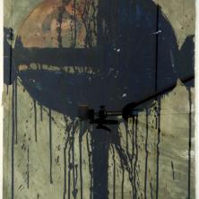 1-504-RVCOLL759147,renier vaessen,1975,92,part of the way,gemengde techniek op papier,118x90